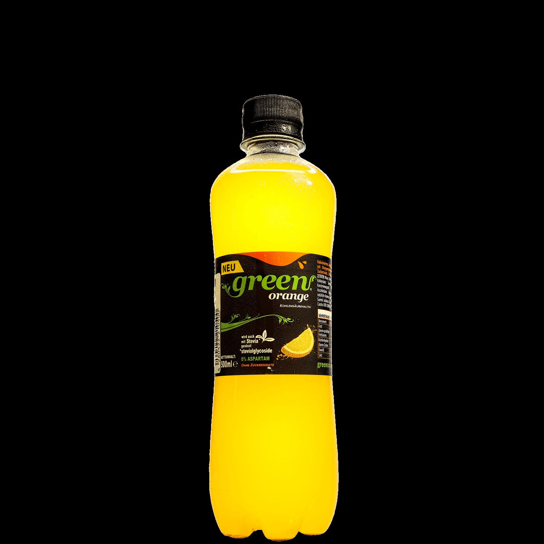 Green Orange - PET - 500ml Bottle