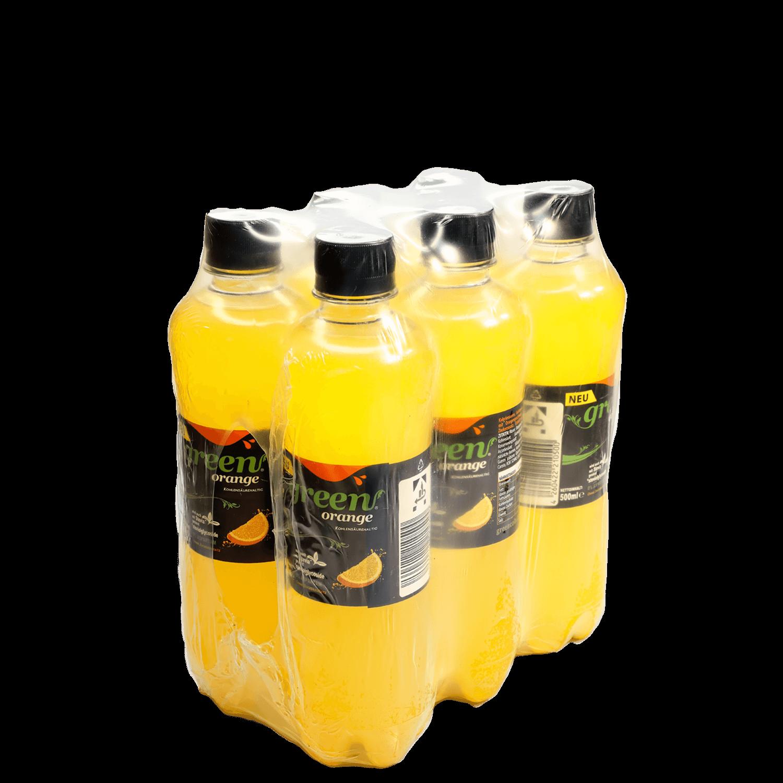 Green Orange - Multi pack  - 6x500ml